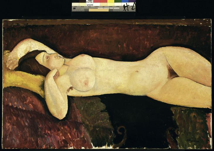 PIC G 2  Modigliani Reclining Nude, 1919.JPG